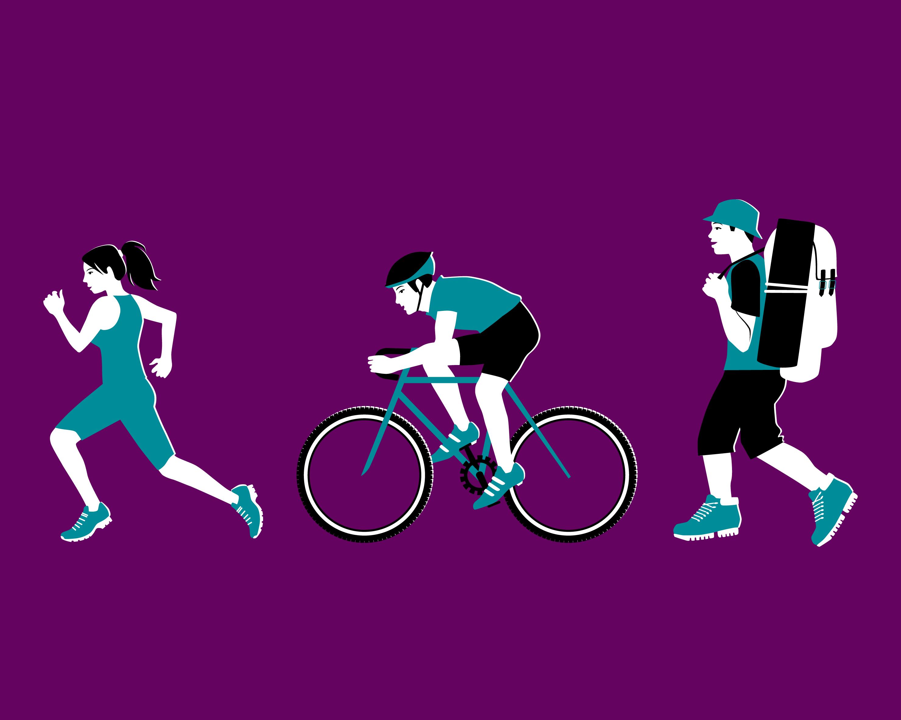 RNIB brand illustration