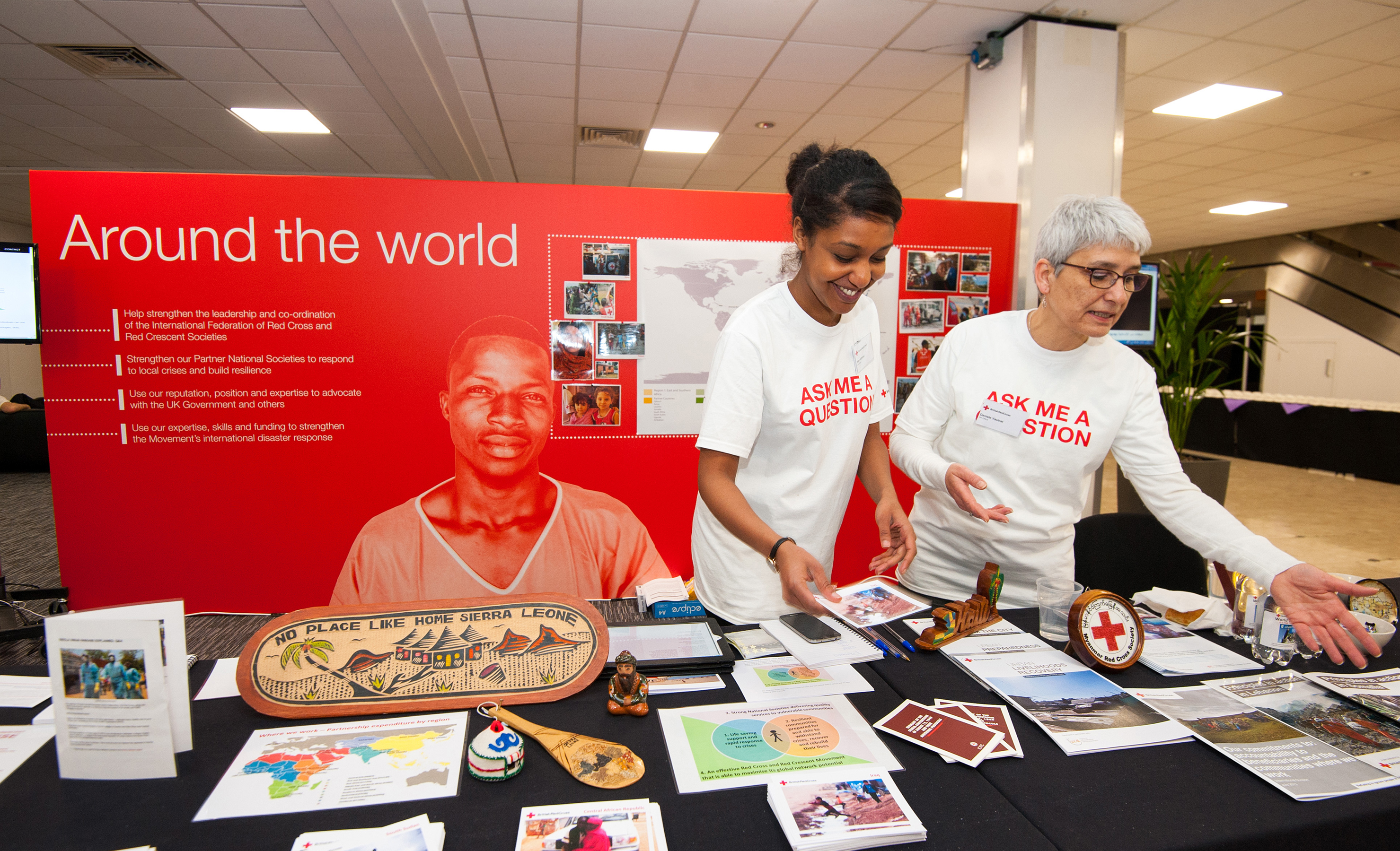 British Red Cross National Assembly 2015